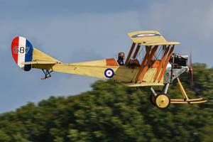 Royal Aircraft Factory B.E.2c (Scale Replica)