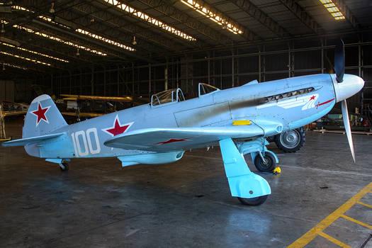 Yakovlev Yak-3M