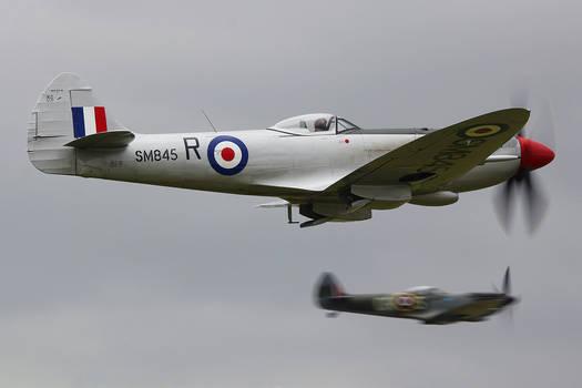Supermarine Spitfire FR.XVIIIe