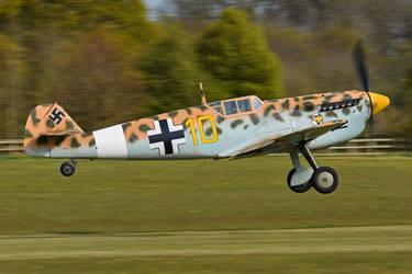 Hispano-Aviacion HA-1112 M1L Buchon