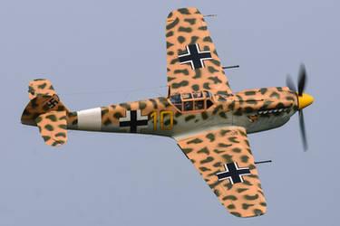 Hispano Aviacion HA-1112 M1L Buchon
