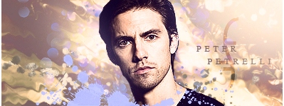 Peter Petrelli by noblead
