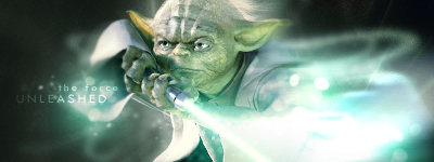 theforceUnleashed by noblead