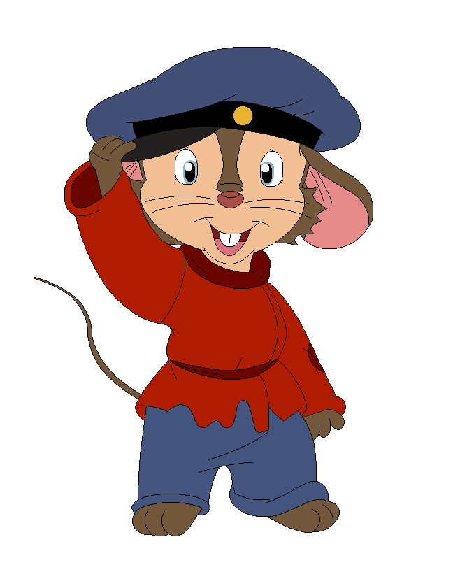 Fievel Mousekewitz by Oceanlinerorca on DeviantArt