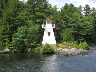 Narrows lighthouse