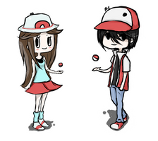 Pokemon Trainers - Generation 1 by abbic314