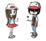 Pokemon Trainers - Generation 1