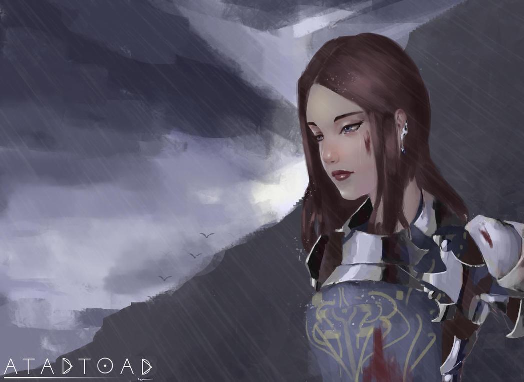 Battle Healer by atadtoad