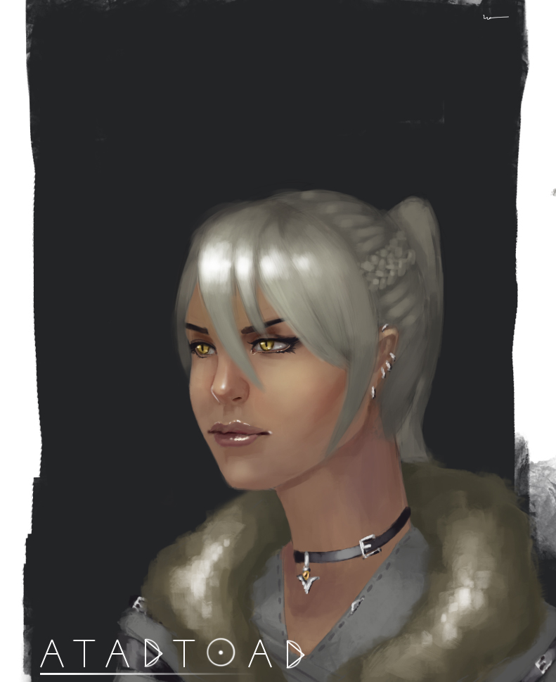 Magi Portrait by atadtoad