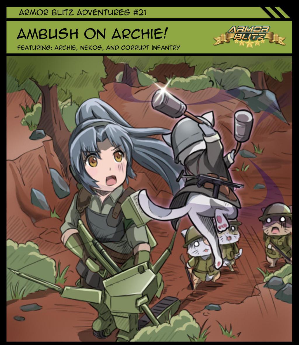 armor blitz hentai