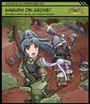 Armor Blitz Adventure #21 by LieutenantEvie