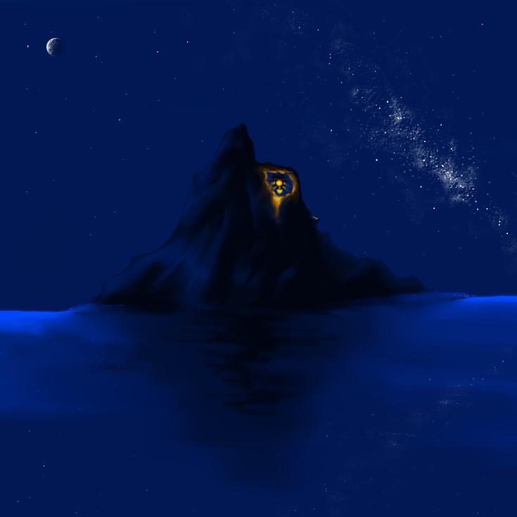 Lanturn island by PlayerZed