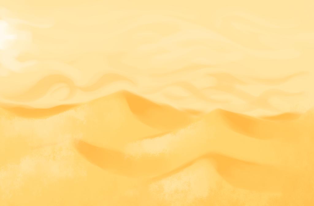 Quickdraw desert background by PlayerZed