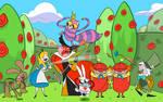 Wonderland Time