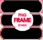 [Share PNG] Pink Frames