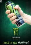 Monster Drink - Add