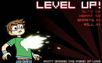 Scott Pilgrim - LEVEL UP- New