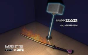 Hammer and Sword - Scott by IgoR0899