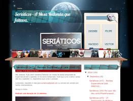 Seriaticos - Blogger Layout by IgoR0899