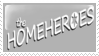 Homeheroes dA Stamp by RBM-Ink