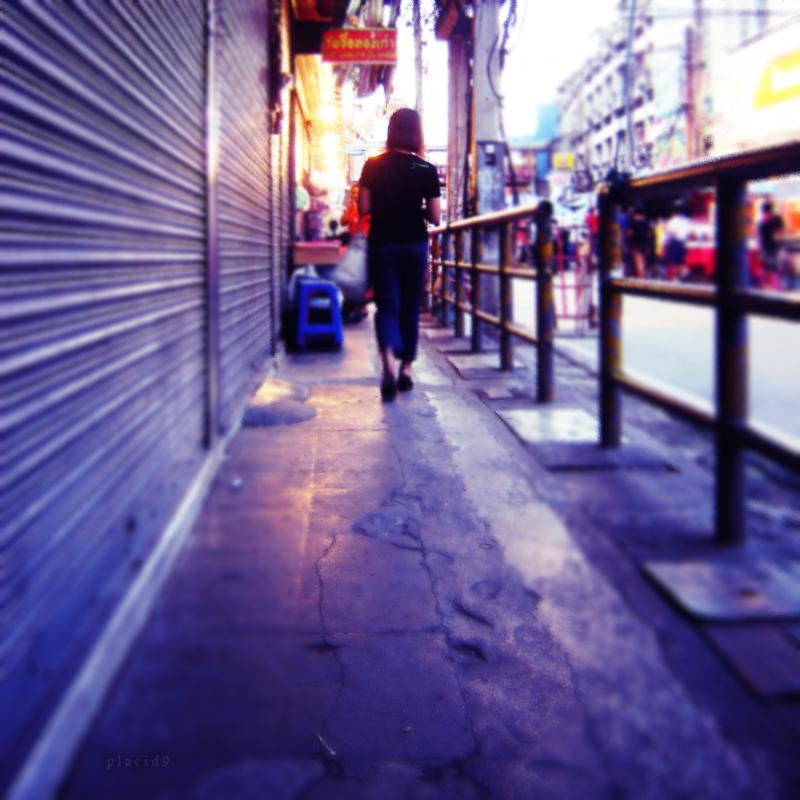 Walk away by placid9