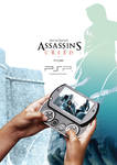 Assassin's Creed for PSP Go Ad