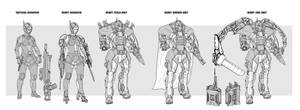 CharkterDesign_Phase3: Imperial Troops1
