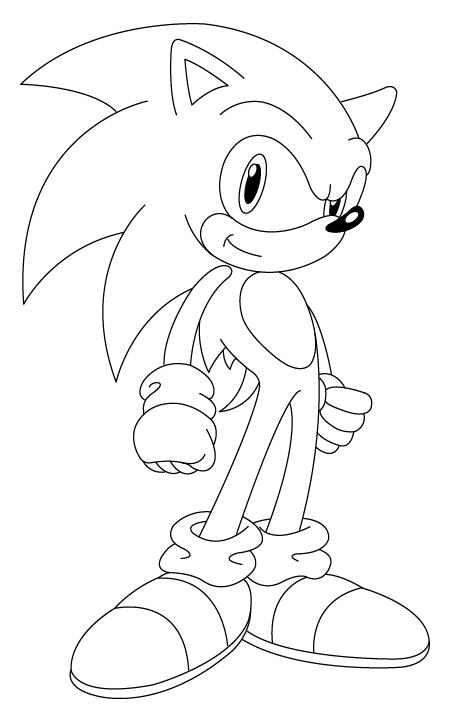 Sonic Pintar