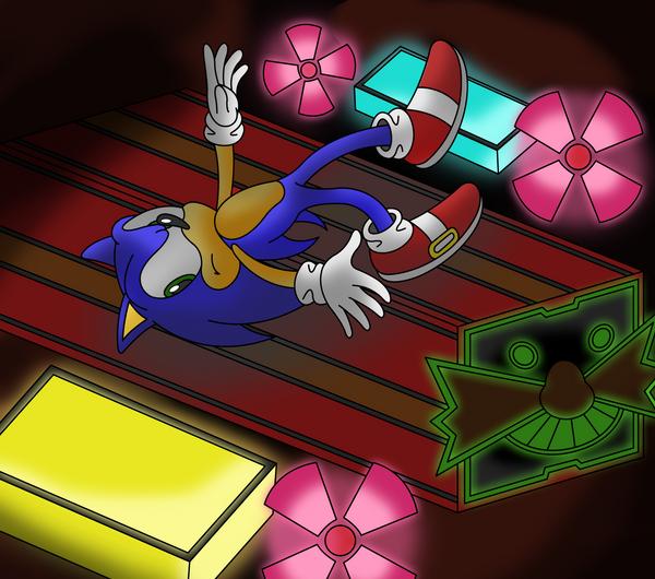 Sonic in Eggmanland by sonictopfan