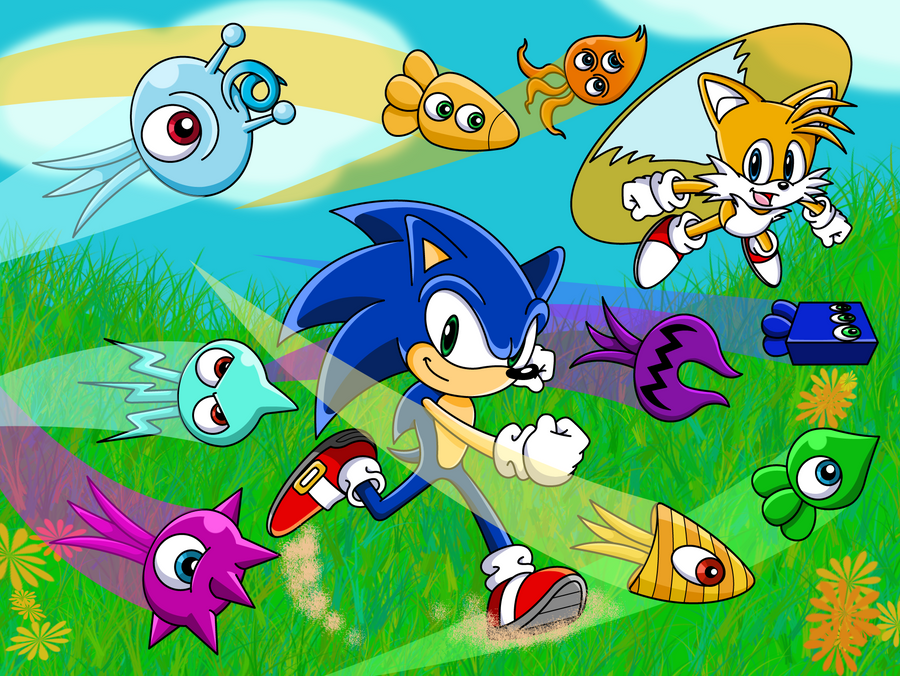 Sonic Colors by sonictopfan