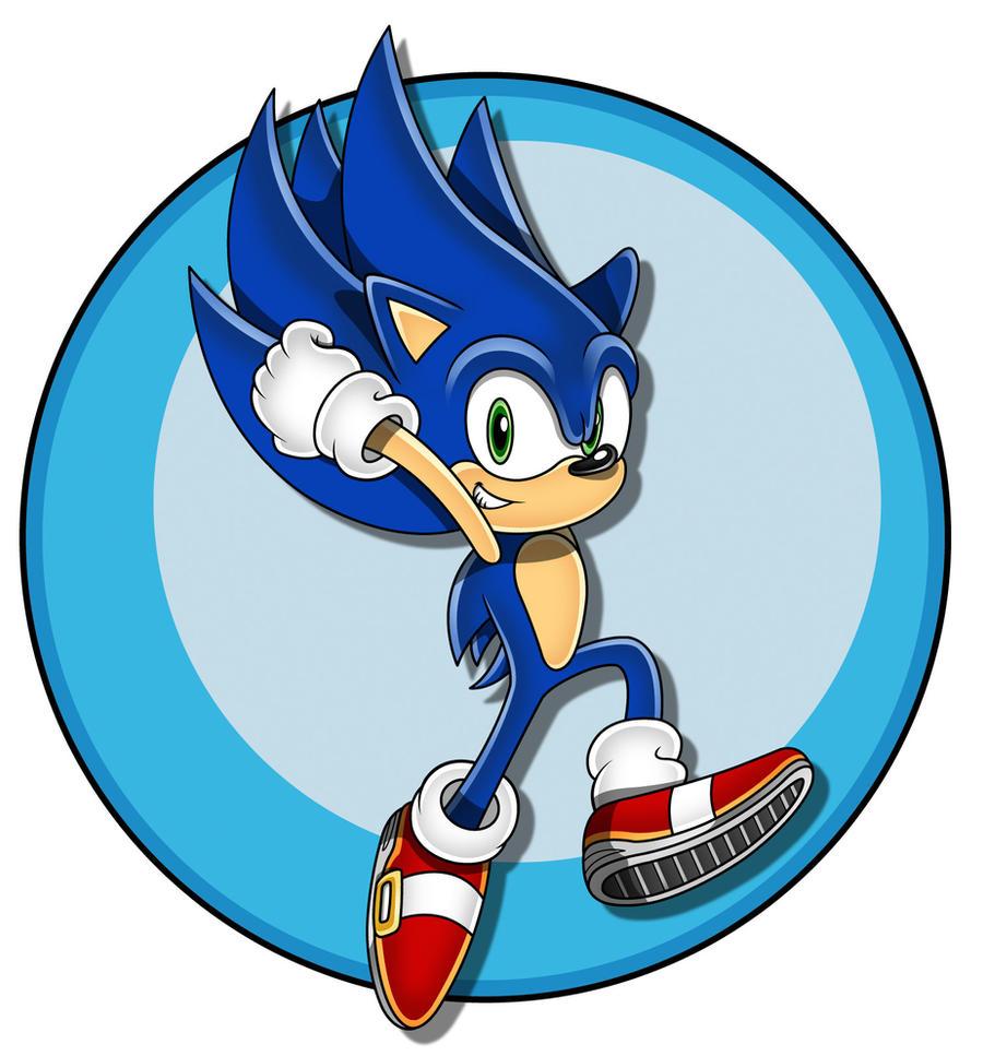 New Sonic Channel by sonictopfan