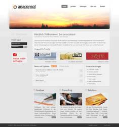 anaconsol.com 2008 by dotsilver