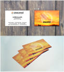 anaconsol - Business Cards
