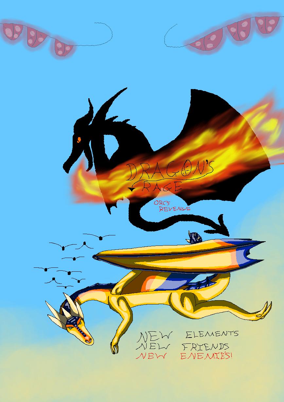 Dragon's Rage cover