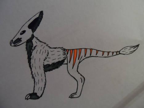 Art for Niche - a genetics survival game