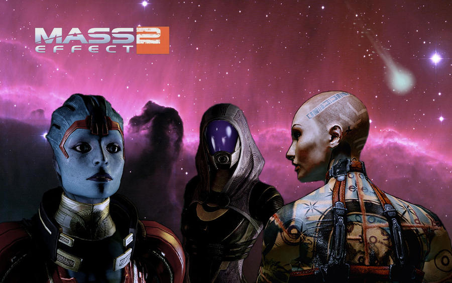 mass-effect by gaara171