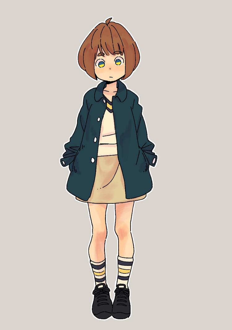 Character Design Generator Tumblr : Girl by monionium on deviantart