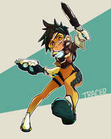 TRACER! by monionium