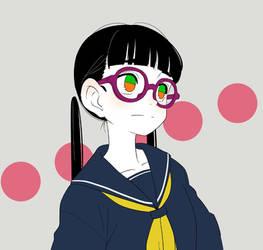 GIRL by monionium