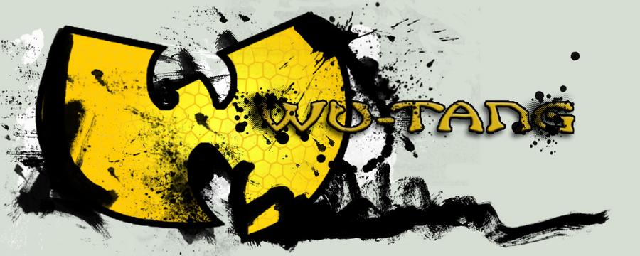 Graffiti Wu-Tang Logo by PowetikWun