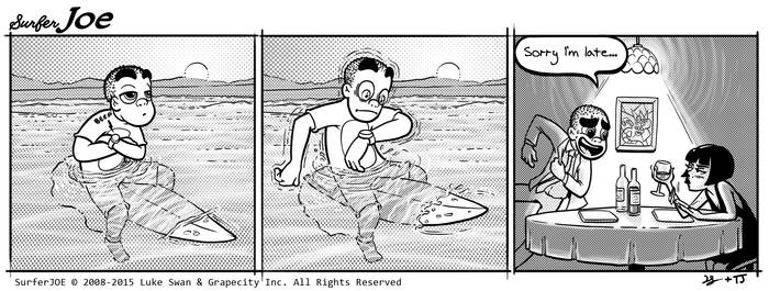 Surfer Joe Strip ep.25