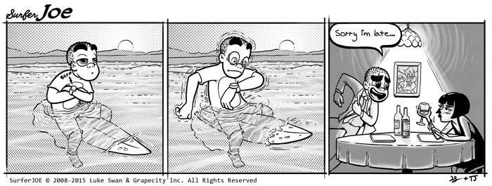 Surfer Joe Strip ep.25