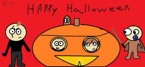 Happy Halloween by OperaGost