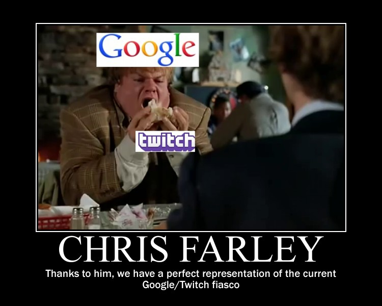 Chris Farley by smbssfan