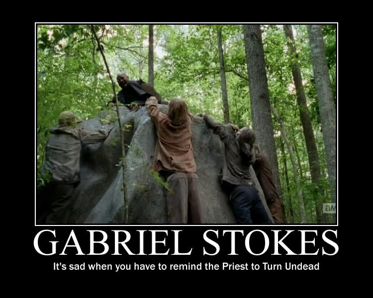 Gabriel Stokes by smbssfan