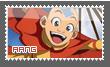 Stamp Aang by SaKuRiMo0n