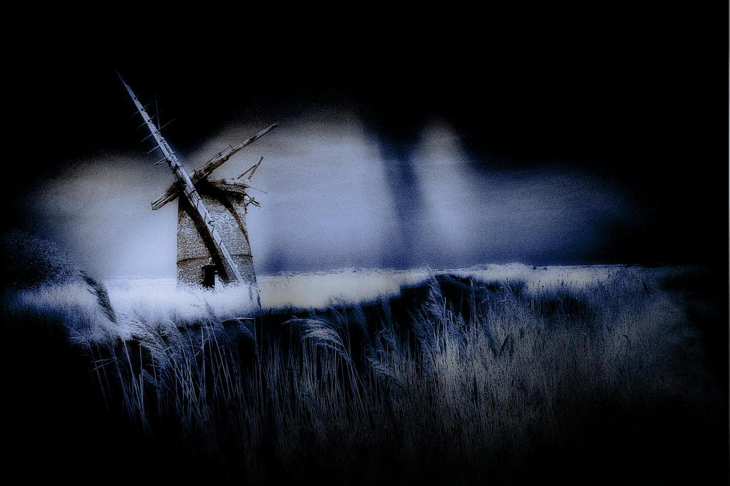 Millblue by DaveWheeler