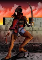 Red Sonya of Rogatino