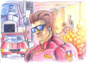 Techno Cop