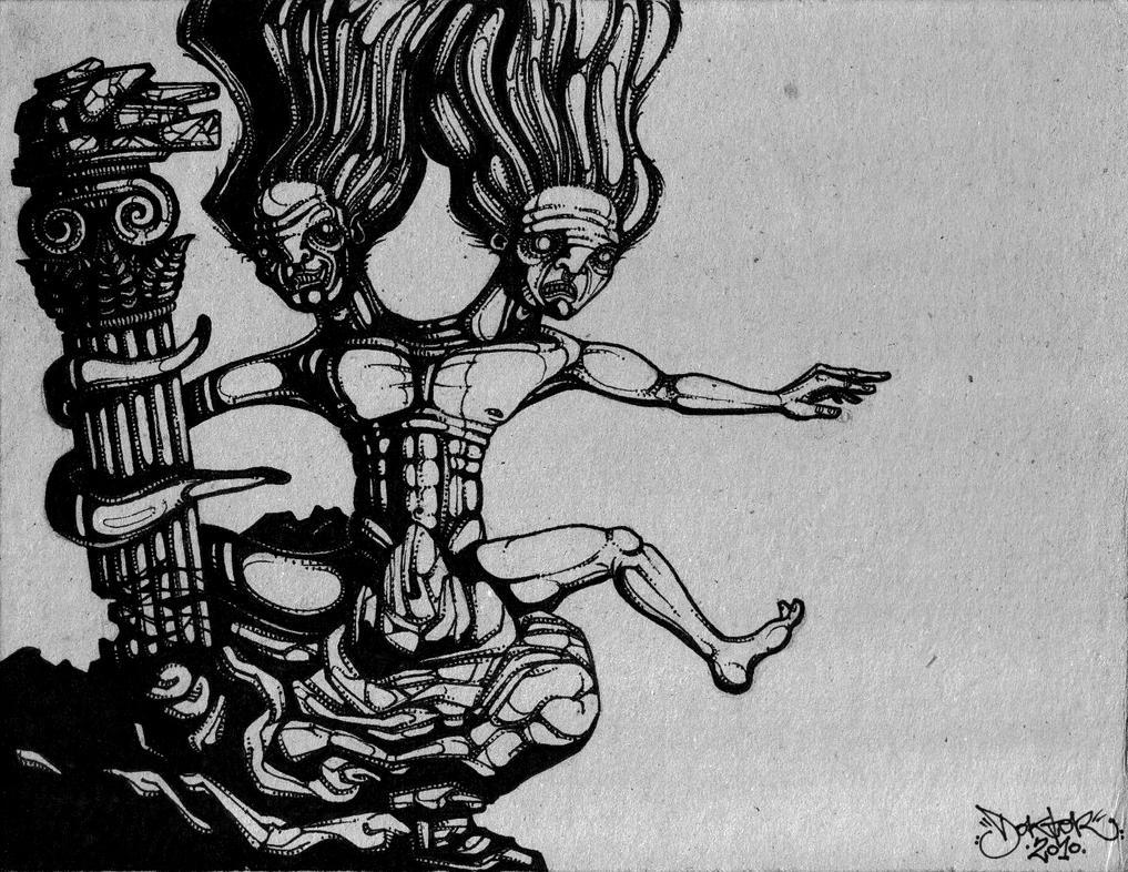 08. Schyzo by WladART